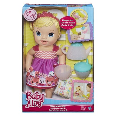 Baby Alive Teacup Surprise