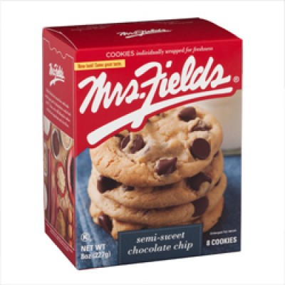 Mrs. Fields Semi-sweet Chocolate Chip 227g