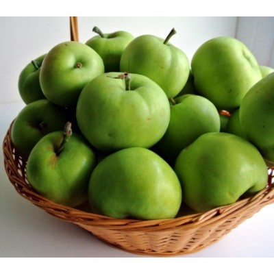 Green Apple Basket