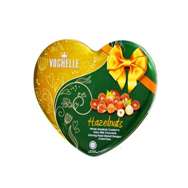 Vochelle Heartshaped Hazelnuts