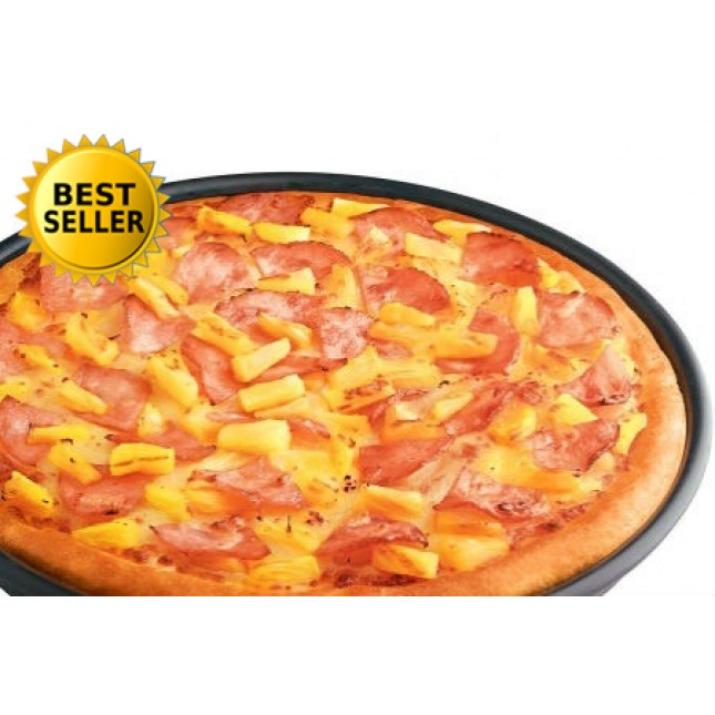 Hawaiian Supreme Pizza