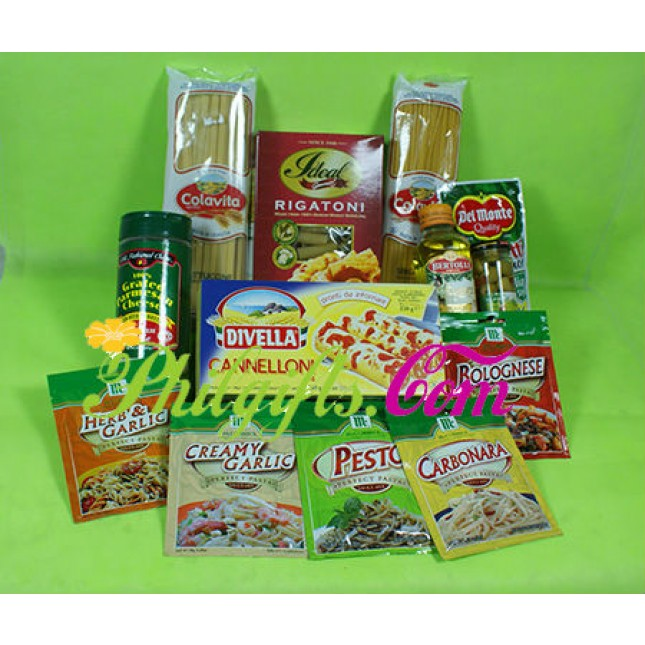 Pasta Basket to philippines