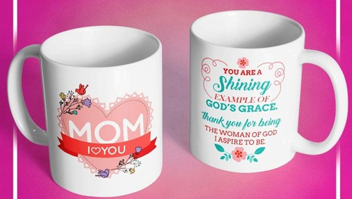 Mom Dad Personalized Mugs