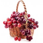 Red Grapes Fruit Deluxe