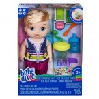 Baby Alive Sweet Spoonfuls Baby Doll - Blue Eyes