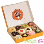 JCO Donuts Assorted 12pcs