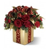 Christmas Special Flower Gift