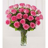 Pink Passion Rose Bouquet