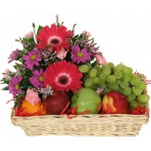 Flowers and Fruits for you