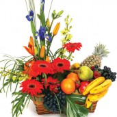 Fruits & flowers..