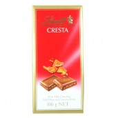 Lindt Cresta Milk Chocolate Bar 100g