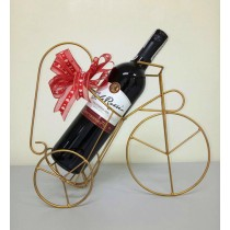 Red Wine with Holder