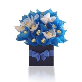 Ferrero in Blue Box