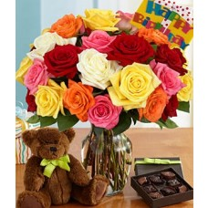 The Ultimate Birthday Bouquet