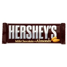Hershey Milk Chocolate w/ Almond